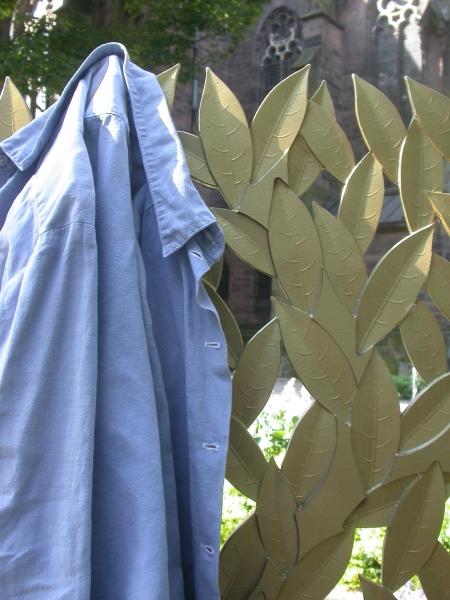 Textile Erinnerung Hemd