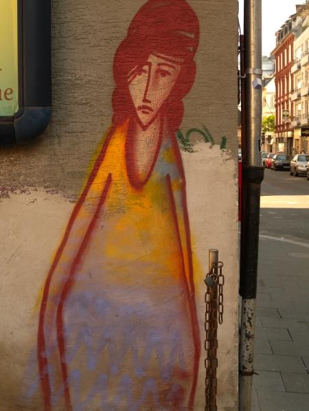 Graffiti Dame