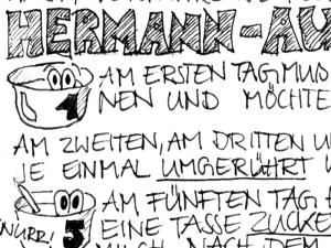 Hermann Normalverteilt