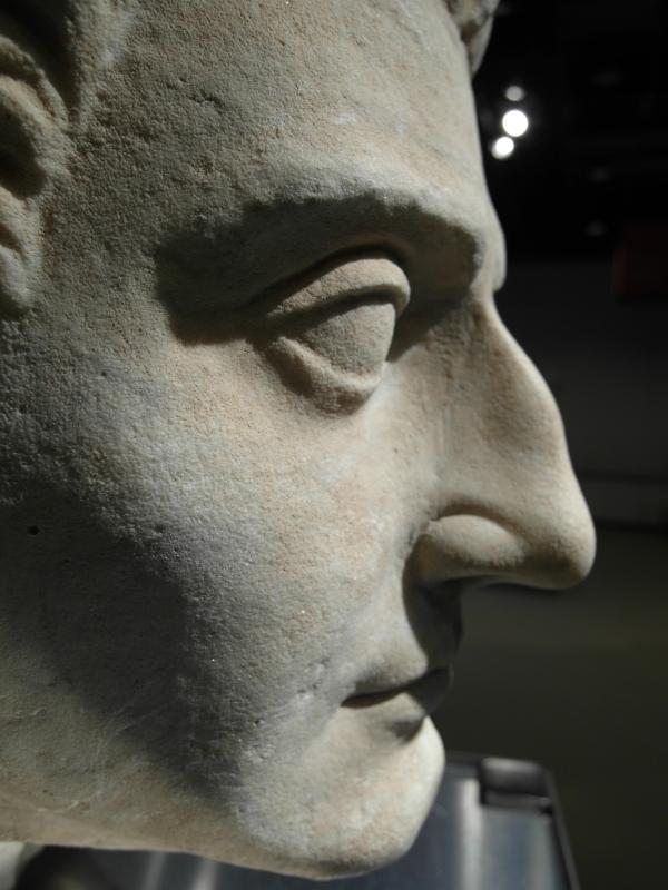Markantes Profil: Kaiser ... wie war noch gleich der Name?