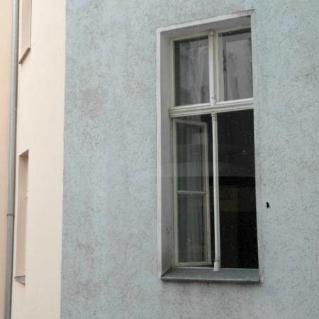 Fenster haben eine richtige und eine falsche Seite.